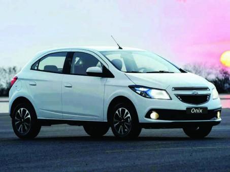 Chevrolet Onix LTZ