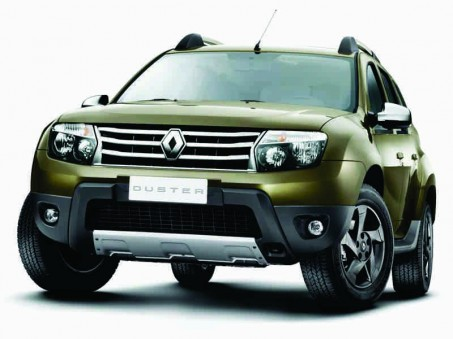 Renault Duster Conford