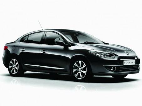 Renault Fluence Luxe