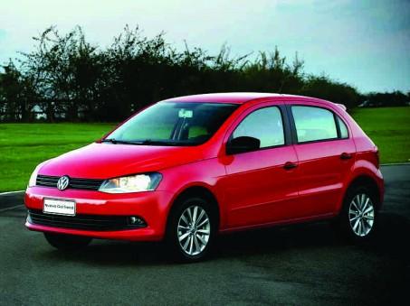 Volkswagen Gol Trend 1.6 Pack I