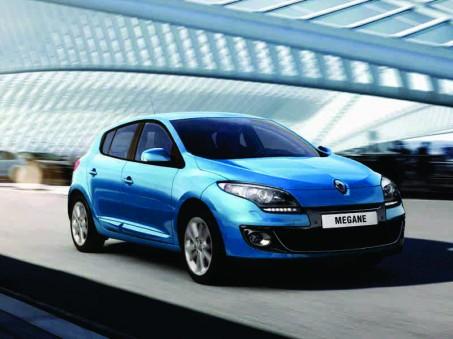 Renault Megane III Luxe
