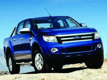 Ford Ranger XL 2.2L 4×2 TDI CS