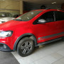 Volkswagen crossfox highline foto lateral 2