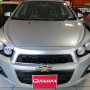Chevrolet Sonic Sedán ltz 2013 foto frente